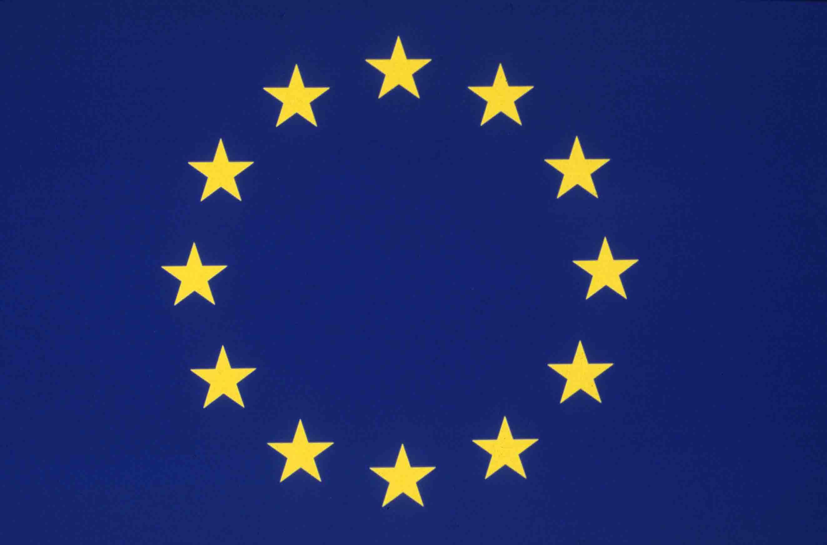 Bandiera d'Europa