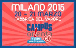 Salone dello Studente di Milano